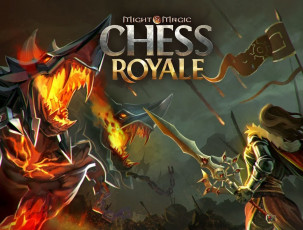 Обзор игры Might and Magic: Chess Royale